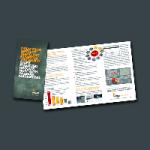 Javtis Center printing brochures sell sheet handouts