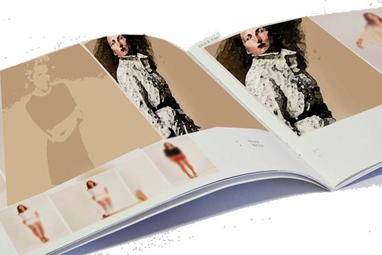 fashion look books