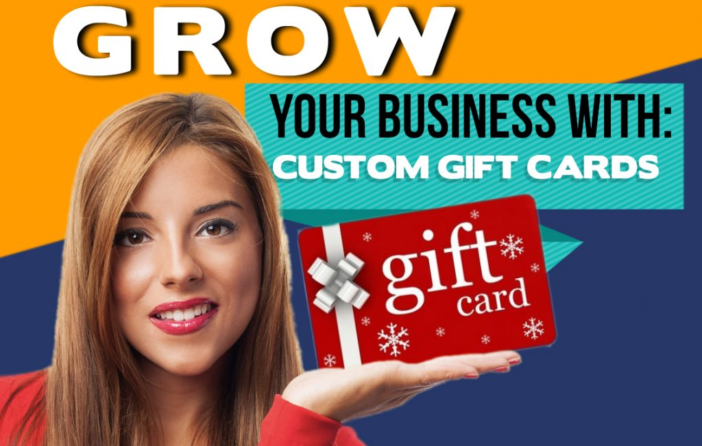 your one stop shopping place for personalized custom gift cards and gift card holders for loyalty programs retail stores or restaurants - Custom Gift Cards For Business