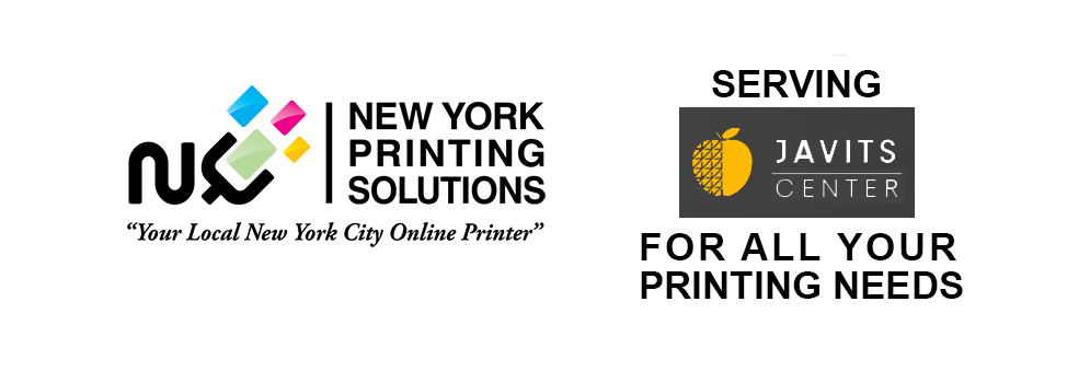 At Javits Now? Or Coming Soon? Need Something Printed?
